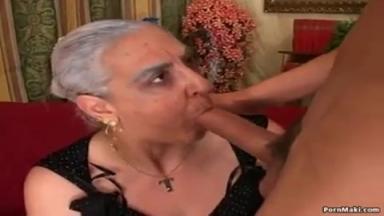 Une grand-mère sodomisée par son petit-fils