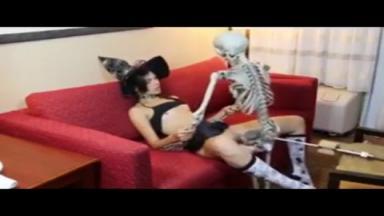Halloween ce n'est pas si mal que çà tout compte fait